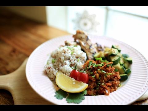 【蘿潔塔的廚房】紅蘿蔔蔬菜咖哩,滿滿的蔬菜咖哩,可以當常備菜,是一道很下飯的小菜喔!