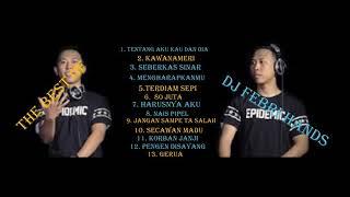 Download DJ Febri Hand - The Best of