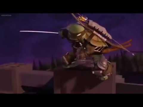 Super Shredder Kills Splinter Youtube