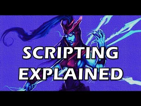 SCRIPTING EXPLAINED