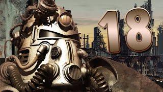 Fallout 1 #18 - История Создателя, военная база Марипоуз