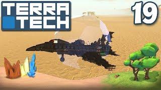 TerraTech | פרק 19 - מטוס קרב!