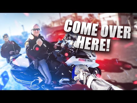 Talking with Moto Cops | Cool Cops Episode 1