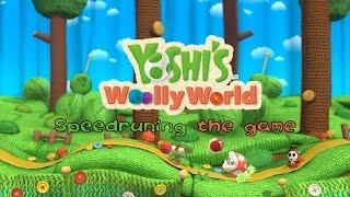 Yoshi's Woolly World: (Speedrun Friday)