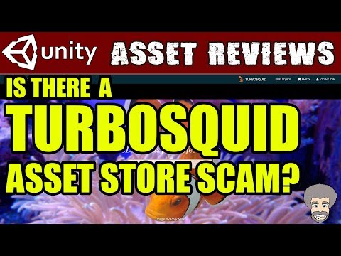 Unity Reviews - Is there a TurboSquid Asset Store Scam?