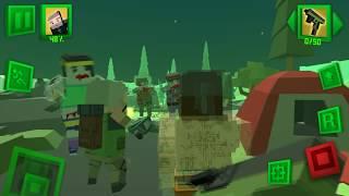- Нападение ЗОМБИ как МАЙНКРАФТ 6 Симулятор Выживания с зомби в Городе Зомби Апокалипсис