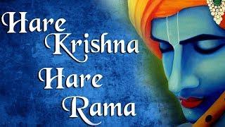 Krishna Maha Mantra Hare Krishna Hare Rama Very Beautiful Popular Krishna Bhajans and Songs