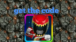 Power Rangers Dash Promotion