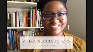 Nadie Roberson, LPC shares her experience with the V.I.D.A System 12 group coaching program