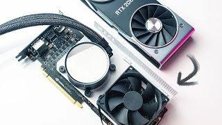 RTX 2080 Ti + Kraken G12 Hybrid Cooling - Worth it?
