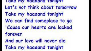 Simple Plan- Take My Hand (with Lyrics)