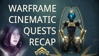 Warframe (Story) - Cinematic Quests Recap : Volume 1