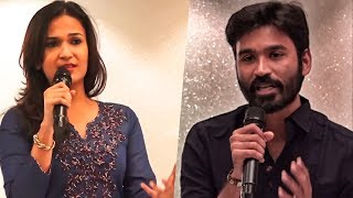 """VIP 3 will definitely happen!"" - Dhanush 