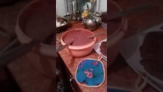 обалденный пирог из печени конина