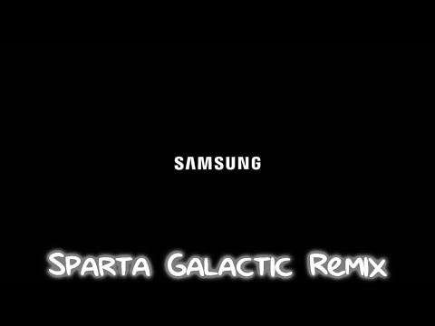 [Sparta Remix] All Samsung S Series Animation - Sparta Galactic Remix