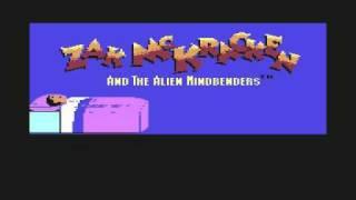 Zak Mckracken Intro (Commodore 64)