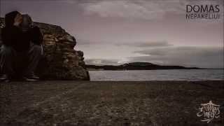 Domas - Nepakeliui / 2015 official audio
