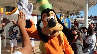 Disney Cruise San Diego To Mexico Day 1! | Embarkation Day, Room Tour & Parties!!