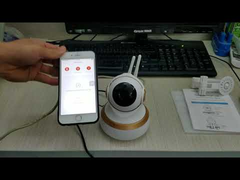 CIPC-GC13H Cloud Storage 720P WIFI IP Camera