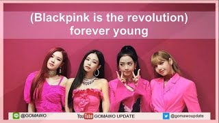 Download lagu [Karaoke/Instrumental] BLACKPINK - FOREVER YOUNG by GOMAWO
