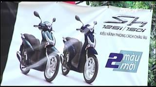 (VTC14)_Vì sao Honda chậm triệu hồi xe SH?
