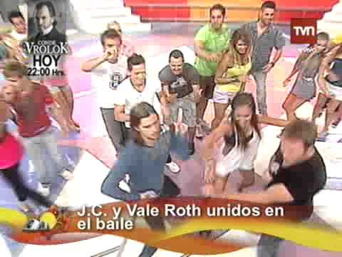 Calle 7 / Vale Roth y JC - YouTube