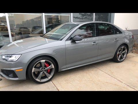 2019 Audi S4!!! Better than Infiniti ??