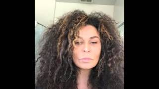 #TinaKnowles no make up selfie! #Beyonce's mom woke up like this! #Flawless! #GILF is hot!