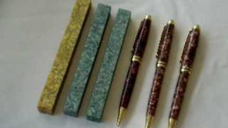 Wood Turning - Pen Making