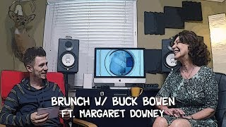Brunch w/ Buck Bowen & Margaret Downey | E03: Atheisms, Thomas Paine, & Women's Suffrage