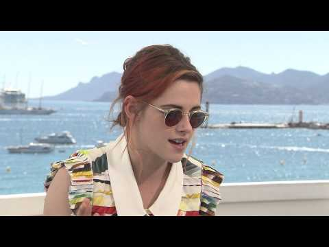 Kristen Stewart ed about 'Clouds of Sils Maria' in Cannes 2014