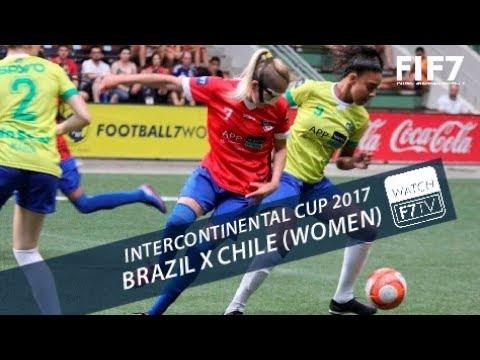 [ao vivo] Brasil x Chile (F)