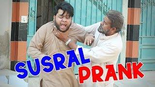 | Susral Prank | By Nadir Ali in | P4 Pakao | 2019