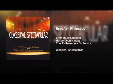 España - Rhapsody