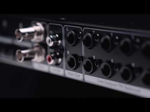 PreSonus Quantum Thunderbolt 2 Audio Interface