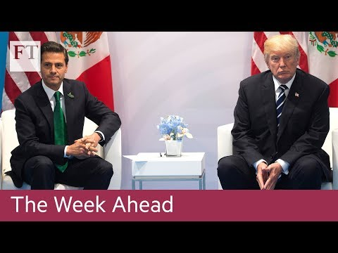 The Week Ahead | Nafta re-negotiations, Walmart results