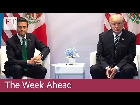 The Week Ahead | Nafta re-negotiations, Walmart results