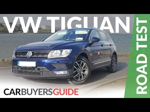 Volkswagen Tiguan 2017 Review
