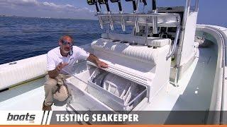Testing Seakeeper: Gyroscopic Stabilization for Boats