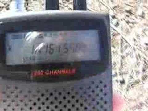 Evening Union Pacific Radio Traffic 6-24-07