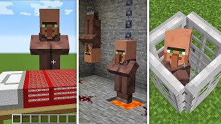 best experiments on villagers - compilation pt. 2