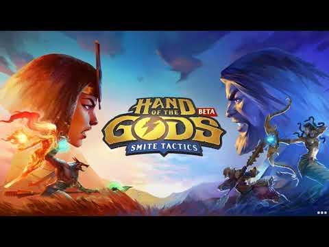 Hand of the Gods - FREE 2 PLAY - ODIN EL PODER DE LOS NORDICOS - SMITE TACTICS