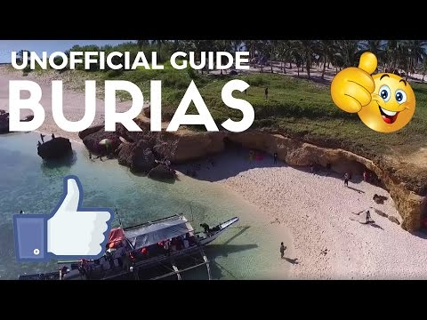 unofficial guide to burias island, masbate by Deadbol
