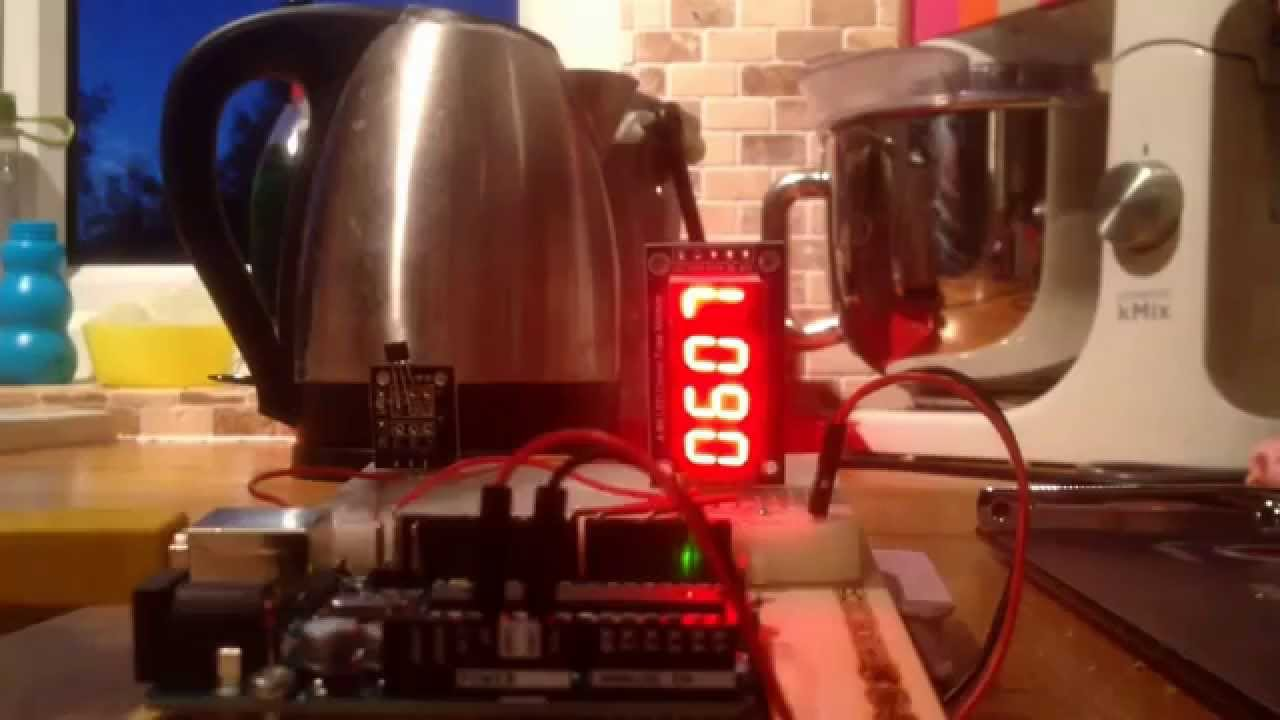 Arduino Hall Effect Rpm Counter Measure Optical Tachometer Using Schematic