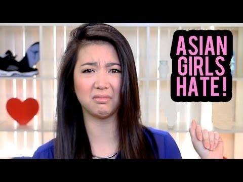 Asian women hate asian men