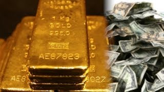 Man Turns $500k Cash into 22 Pounds of Gold; Then Throws it Away