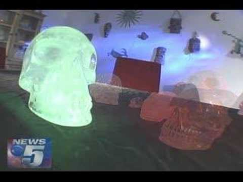 The Story of Synergy the Crystal Skull