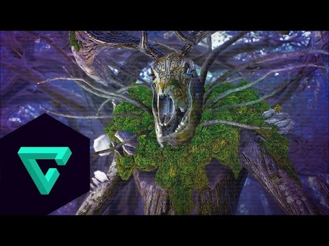The Witcher 3: Wild Hunt - Beating the Ancient Leshen - 1080p - 60fps