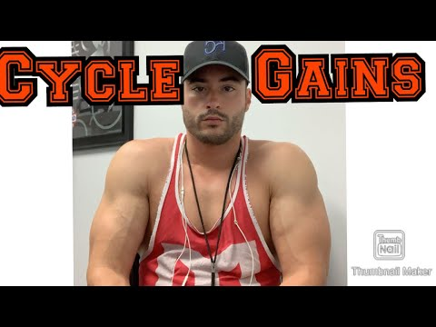 My First Cycle Of Epiandrosterone| Prohormone Cycle