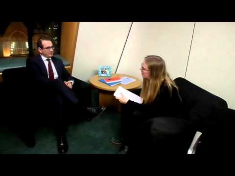 Abby Tomlinson interviews Owen Smith MP